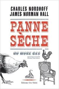 Hall james Norman - Panne sèche - no more gas.