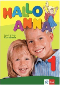 Galabria.be Hallo Anna 1. Lehrbuch mit 2 Audio-CDs - Deutsch für Kinder Image