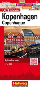 Copenhague -  Hallwag International pdf epub