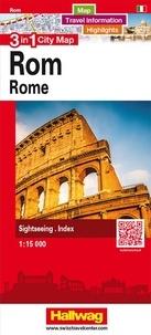 Hallwag International - Rome.