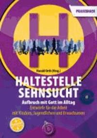 Haltestelle Sehnsucht - Aufbruch mit Gott im Alltag Das Praxisbuch Entwürfe für die Arbeit mit Kindern, Jugendlichen und Erwachsenen.