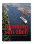 Hamburg von oben.