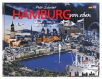 Hamburg von oben - Tag & Nacht / Day & Night.