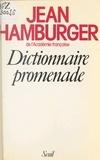 Hamburger - Dictionnaire promenade.