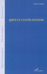 Hamdi Mlika - Quine et l'antiplatonisme - Mathématique moderne.