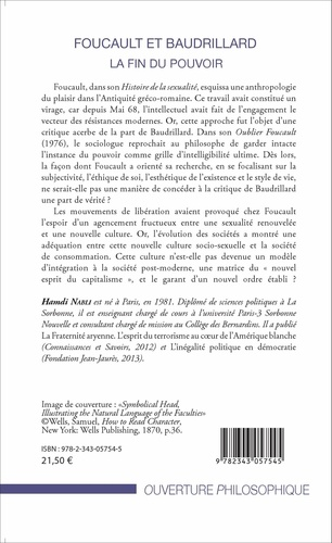 Foucault et Baudrillard. La fin du pouvoir