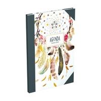 HAMELIN - AGENDA LECAS MILLENIUM 10X15 1 SEMAINE/2PAGES 20-21 ASSORTI FRANCAIS