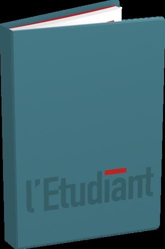 Agenda scolaire L'Etudiant 2020-2021