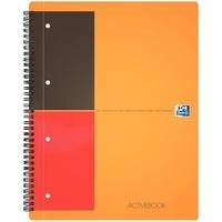 HAMELIN - Bloc Activebook petits carreaux - A4 160 pages - Oxford