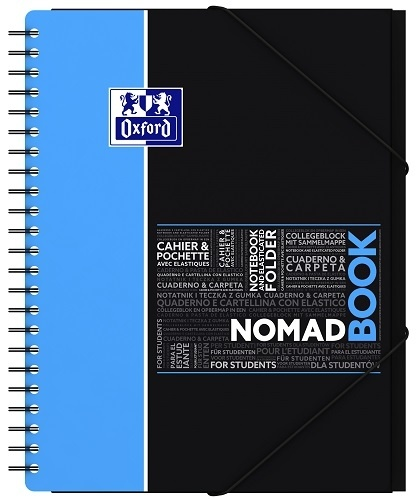 HAMELIN - Cahier Oxford Etudiant Nomadbook A4+ 160 pages 5/5