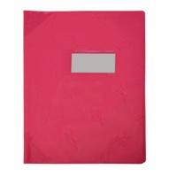 HAMELIN - Protège-cahier opaque 17x22cm - rose