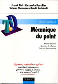 MECANIQUE DU POINT. Rappels de cours, Questions de réflexion, Exercices dentraînement.pdf