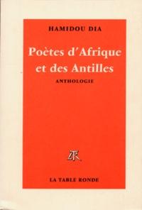 Accentsonline.fr Poètes d'Afrique et des Antilles. Anthologie Image
