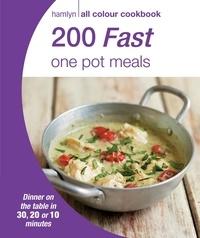 Hamlyn All Colour Cookery: 200 Fast One Pot Meals - Hamlyn All Colour Cookbook.