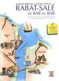 Hammad Berrada et Xavier Couplet - Rabat-Salé de Bab en Bab.