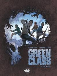 Hamon Jérôme et Tako David - Green Class - Volume 2 - The Alpha.