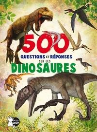 Hams Geel et Angela García - 500 questions et réponses sur les dinosaures.