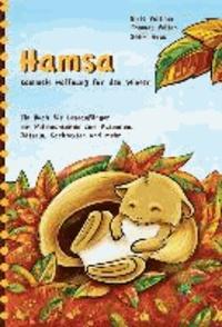 Hamsa sammelt Hoffnung für den Winter.