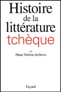 Hana Voisine-Jechova - .