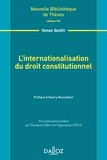 Hanan Qazbir - L'internationalisation du droit constitutionnel.