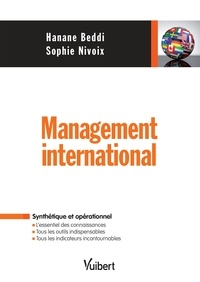 Hanane Beddi et Sophie Nivoix - Management international.