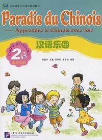 Hanban - Paradis du chinois - Cahier d'exercice 2B.