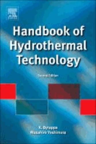 Handbook of Hydrothermal Technology.