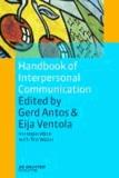 Handbook of Interpersonal Communication.