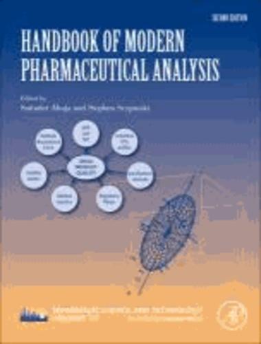 Handbook of Modern Pharmaceutical Analysis.