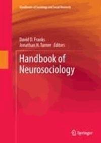 David D. Franks - Handbook of Neurosociology.