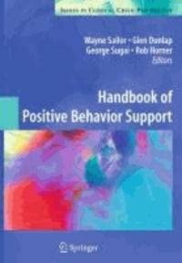 Handbook of Positive Behavior Support.
