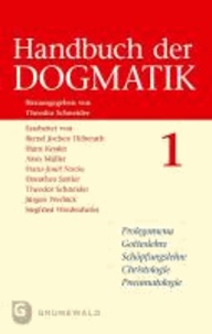 Handbuch der Dogmatik (2 Bde.).