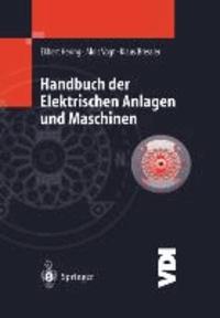 Handbuch der elektrischen Anlagen und Maschinen.