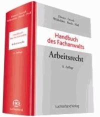 Handbuch Fachanwalt Arbeitsrecht.