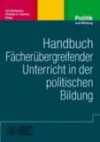 Handbuch fächerübergreifender Unterricht in der Politischen Bildung - Paket (Buch und CD).