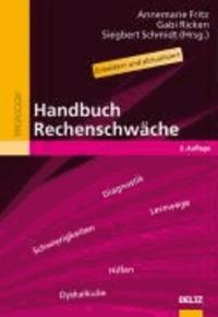 Handbuch Rechenschwäche - Lernwege, Schwierigkeiten und Hilfen bei Dyskalkulie.