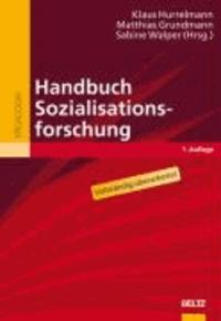 Handbuch Sozialisationsforschung.