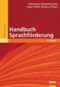 Handbuch Sprachförderung - Basiswissen - integrative Ansätze - Praxishilfen - Spiel- und Übungsblätter für den Unterricht.