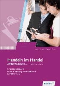 Handeln im Handel. Arbeitsbuch. Lernfelder 11 bis 14 - 3. Ausbildungsjahr im Einzelhandel.