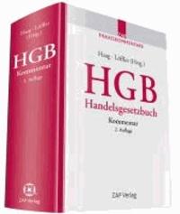 Handelsgesetzbuch - HGB.