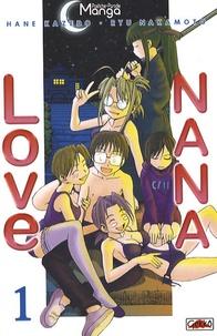 Hane Kazedo et Ryu Nakamoto - Love Nana Tome 1 : .