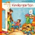 Hanna geht in den Kindergarten.