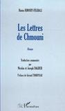 Hanna Khoury-Féghali - Les lettres de chmouni.