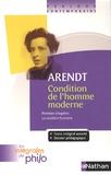 Hannah Arendt - Condition de l'homme moderne - Premier chapitre, La condition humaine.