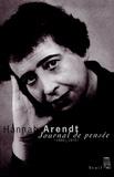 Hannah Arendt - Journal de pensée (1950-1973) - Coffret en 2 volumes.
