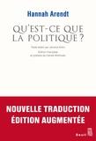 Hannah Arendt - Qu'est-ce-que la politique ?.