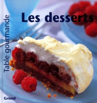 Hannah Baskerville - Les desserts.