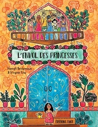 Hannah Benkemoun et Virginie Esia - L'Envol des princesses.