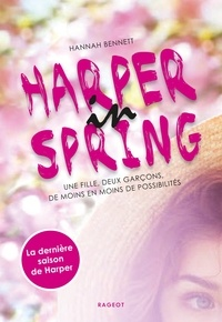 Hannah Bennett - Harper in spring.