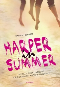 Hannah Bennett - Harper in Tome 1 : Harper in summer.
